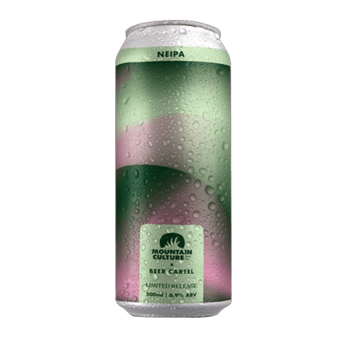 Mountain Culture Narconomics Hazy IPA