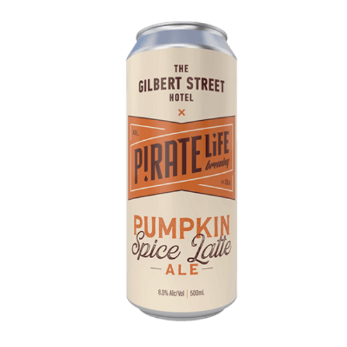 Pirate Life Pumpkin Spice Latte Ale