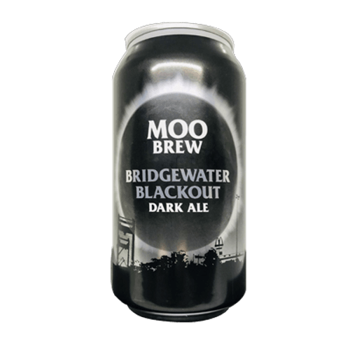 Moo Brew Bridgewater Blackout Dark Ale