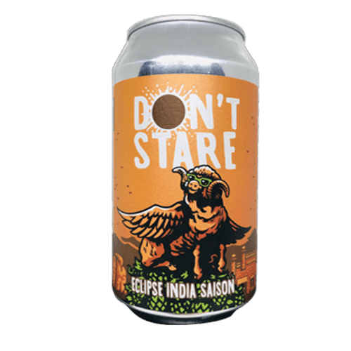 New England Don't Stare Eclipse India Saison