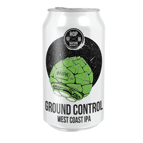 Hop Nation Ground Control West Coast IPA