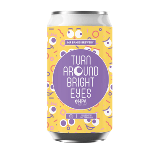 Mr Banks Turn Around Bright Eyes Oat IPA