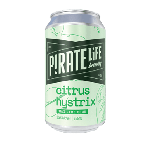Pirate Life Citrus Hystrix Thai Lime Sour