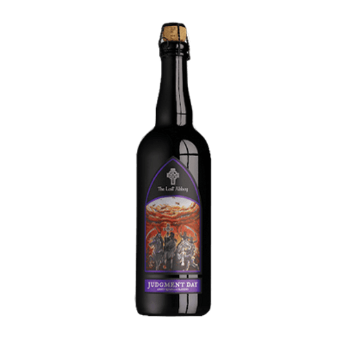 Lost Abbey Judgment Day Quadrupel