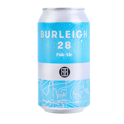 Burleigh 28 Pale Ale 375ml Can