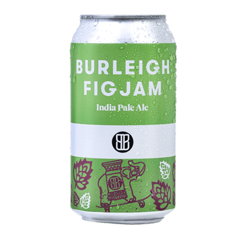 Burleigh FIGJAM IPA 375ml Can