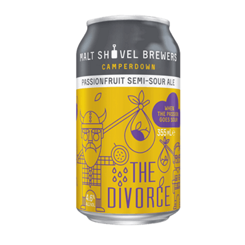 Malt Shovel The Divorce Passionfruit Semi-sour