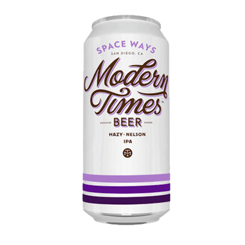 Modern Times Space Ways Hazy IPA