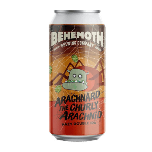Chur Arachnard the Churly Arachnid DIPA