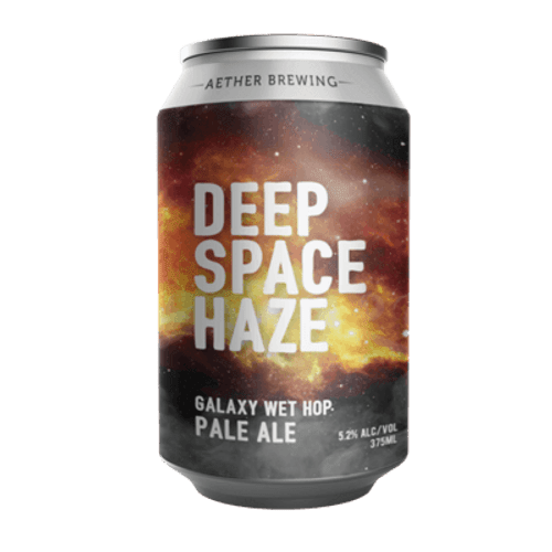 Aether Deep Space Haze Pale Ale