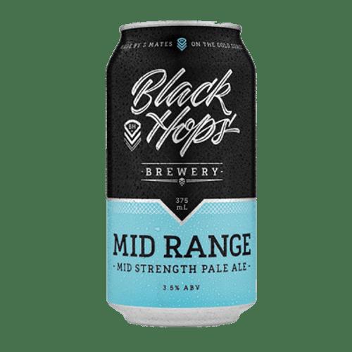 Black Hops Mid Range Pale Ale