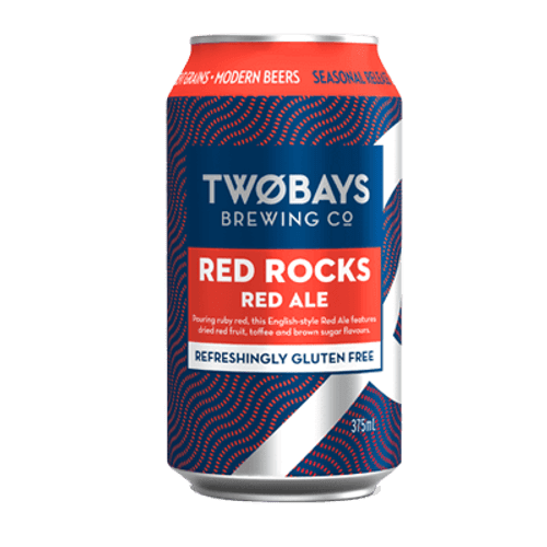 Two Bays Red Rocks Red Ale
