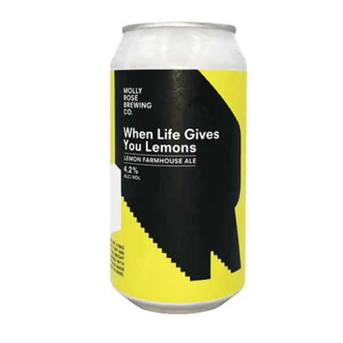 Molly When Life Gives You Lemons Saison