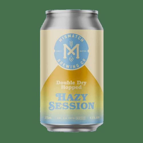 Mismatch Double Dry Hopped Hazy Session IPA