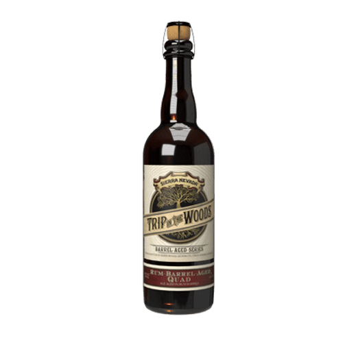 Sierra Nevada Trip in the Woods: Rum Barrel-Aged Quad