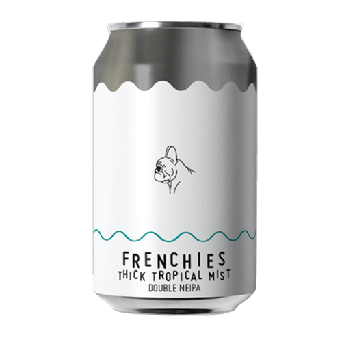 Frenchies Thick Tropical Mist DDH Imperial Cryo NEIPA