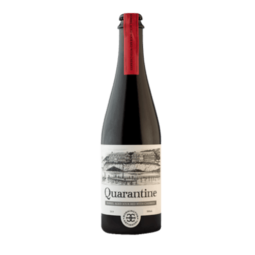 Mornington Quarantine BA Sour Red