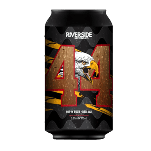 Riverside 44 American Amber Ale 375ml Can