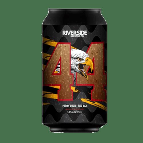 Riverside 44 American Amber Ale 375ml Can