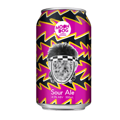 Moon Dog Pat Pash Sour Ale