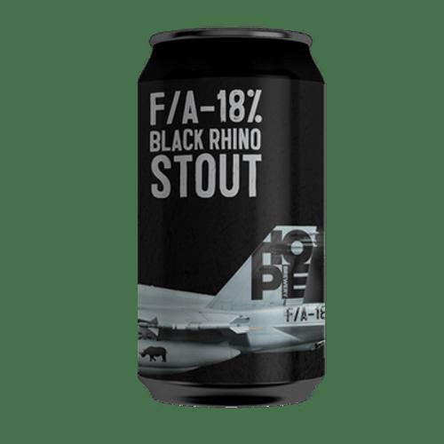 Hope F/A-18% Black Rhino Stout