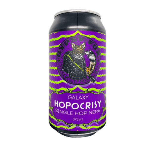 Gypsy Fox Hopocrisy Galaxy NEIPA