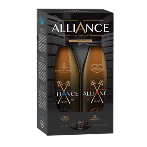 De Brabandere Alliance Twin Pack (2 x 750ml Bottles)