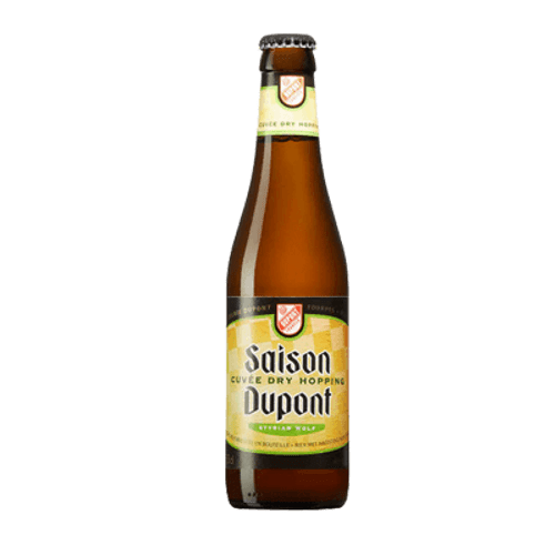 Saison Dupont Cuvee Dry Hopping Styrian Wolf 330ml
