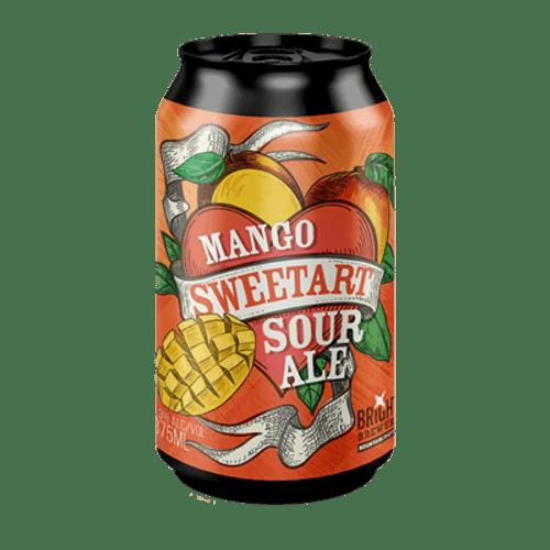Bright Mango Sweetart Sour Ale