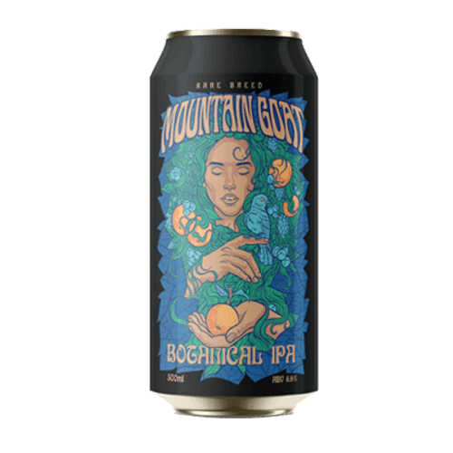 Mountain Goat Rare Breed Botanical IPA