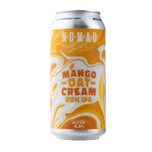 Nomad Mango Oat Cream DDH IPA
