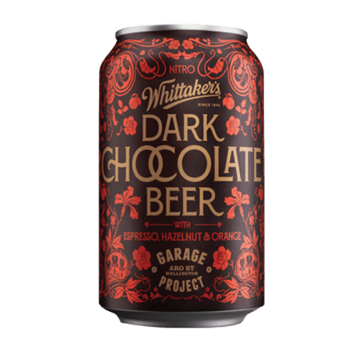 Garage Project Whittakers Dark Chocolate Beer (1 Can Limit)