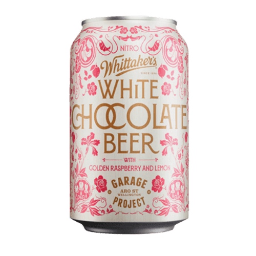 Garage Project Whittakers White Chocolate Beer (1 Can Limit)