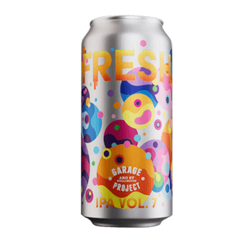 Garage Project Fresh IPA Vol. 7 (1 Can Limit)