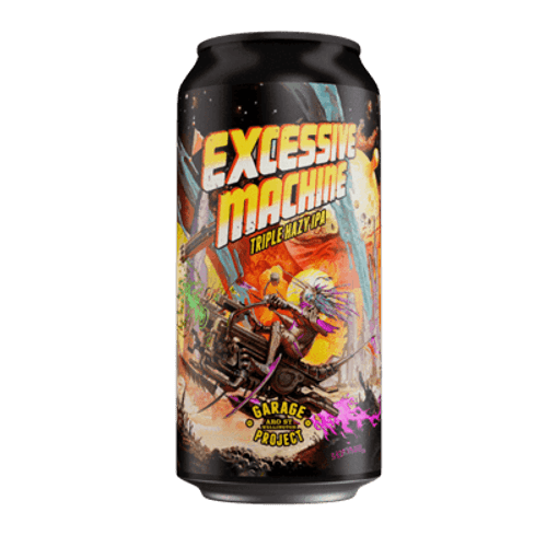 Garage Project Excessive Machine TIPA (1 Can Limit)