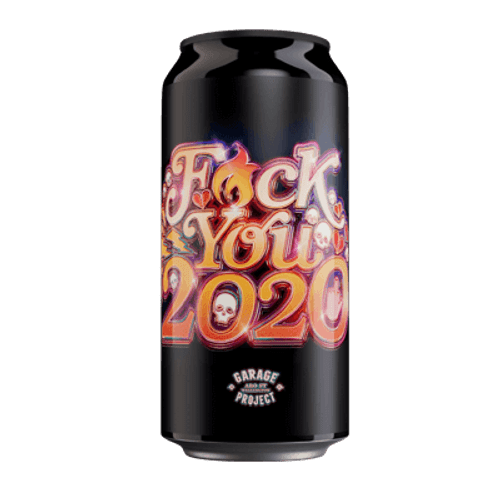 Garage Project Fuck You 2020 DIPA (1 Can Limit)
