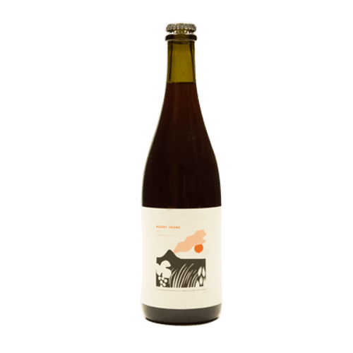 Yulli's Brews Mount Frome 2020 Shiraz Wild Ale