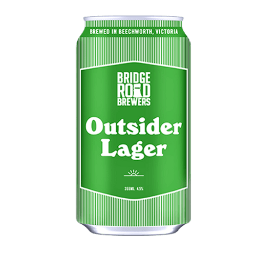 Bridge Road Outsider Lager