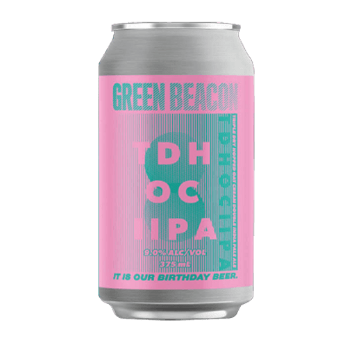 Green Beacon TDH Oat Cream IIPA