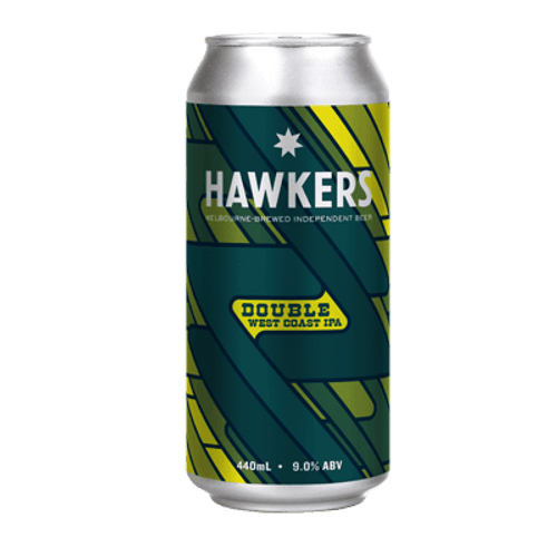 Hawkers Double West Coast IPA