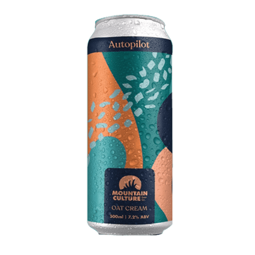 Mountain Culture Autopilot Oat Cream IPA