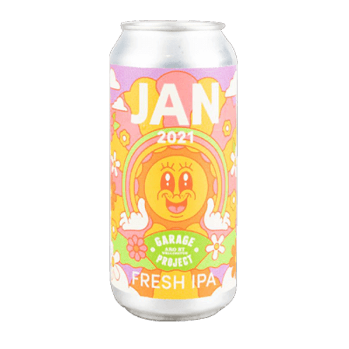 Garage Project Fresh January IPA