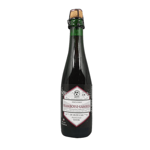 De Cam Framboise Lambiek 375ml