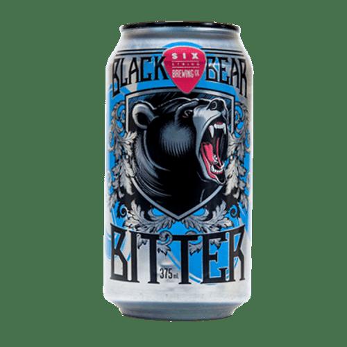 Six String Black Bear Bitter