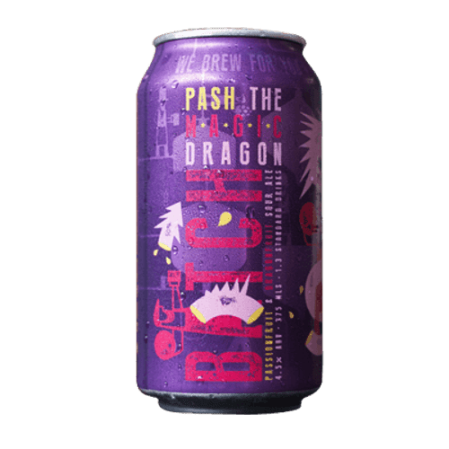 Batch Pash The Magic Dragon Sour Ale 375ml