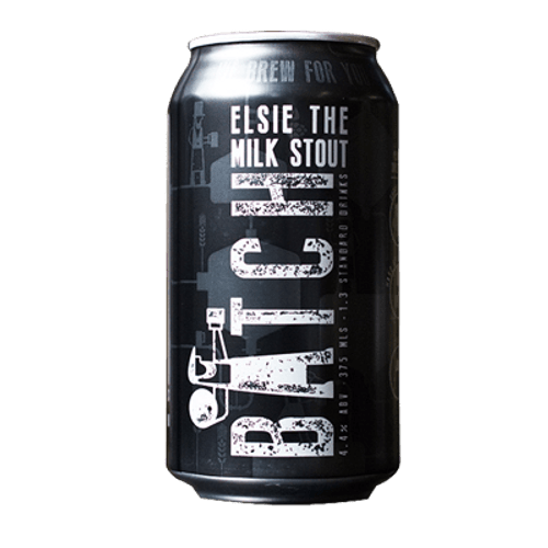 Batch Elsie The Milk Stout 375ml Can