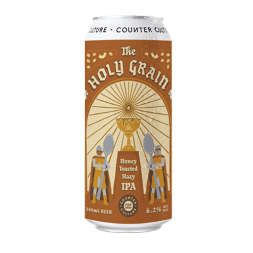 Stone & Wood Counter Culture The Holy Grain IPA
