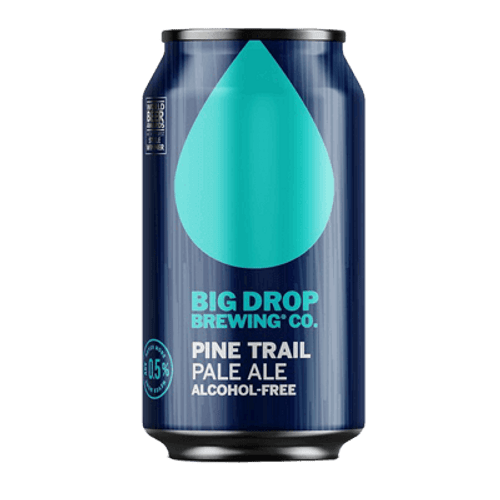 Big Drop Pine Trail Alcohol Free Pale Ale