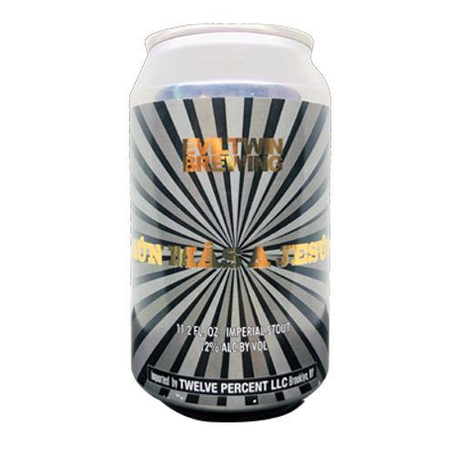 Evil Twin Aun Mas Todo Jesus Imperial Stout 355ml Can