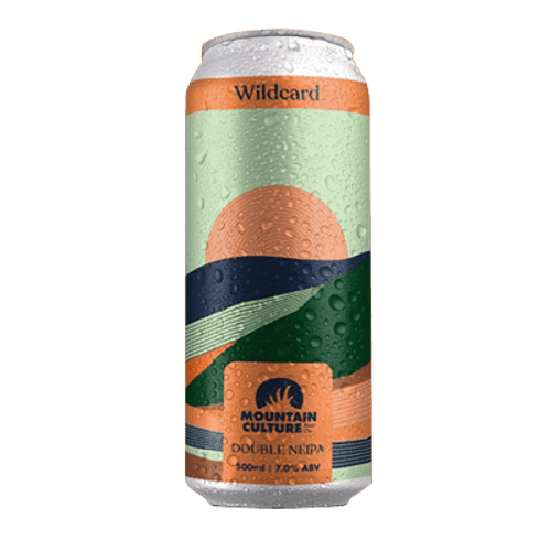 Mountain Culture Wildcard Doulbe NEIPA